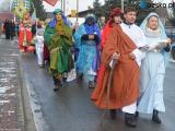 Orszak Trzech Króli przeszedł ulicami Beska FOTO i VIDEO