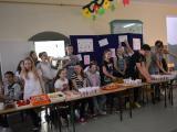 Dzień truskawki w ZS Besko