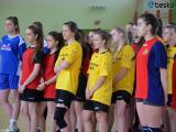 Gimnazjalistki z Beska zwyciężają w Powiatowych Mistrzostwach w piłce ręcznej FOTO i VIDEO