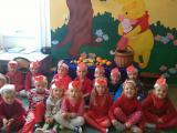 Przedszkolaki z Beska świętują Dzień Jabłka